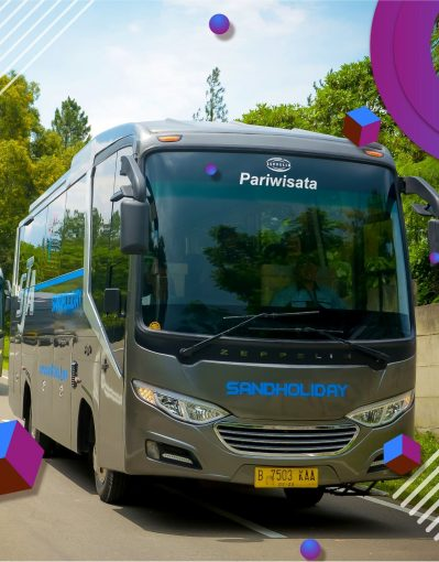 Sewa Bus Pariwisata Sandholiday