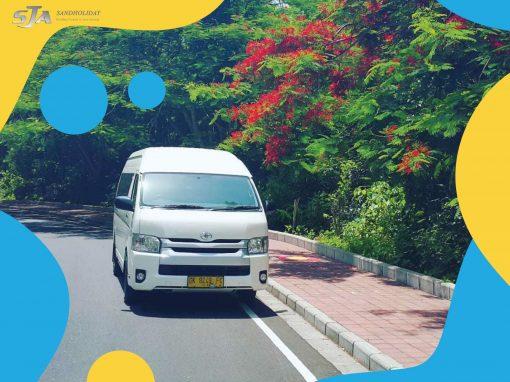 Rental Sewa Toyota Hiace Bali