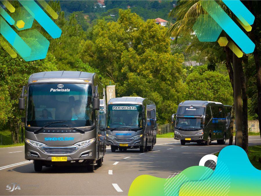 Sewa Bus Pariwisata Murah