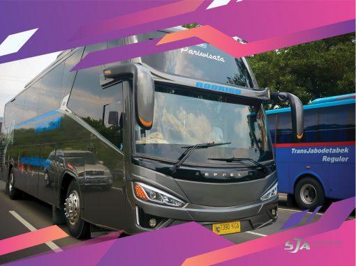 PO Bus Sandholiday Sewa Bus Pariwisata