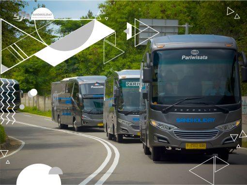 Sewa Bus Pariwisata Jakarta Bali Murah Terbaru Sandholiday