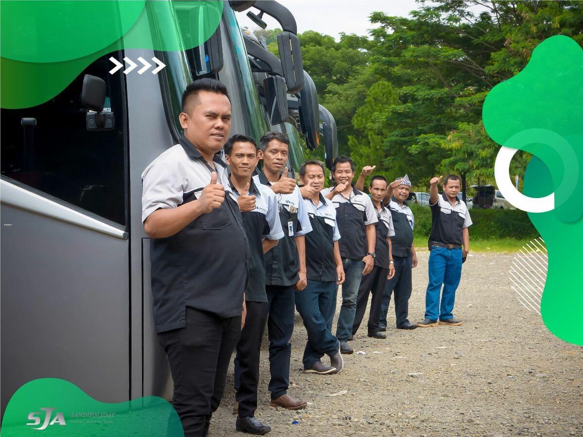 Sewa Bus Pariwisata Murah Sandholiday