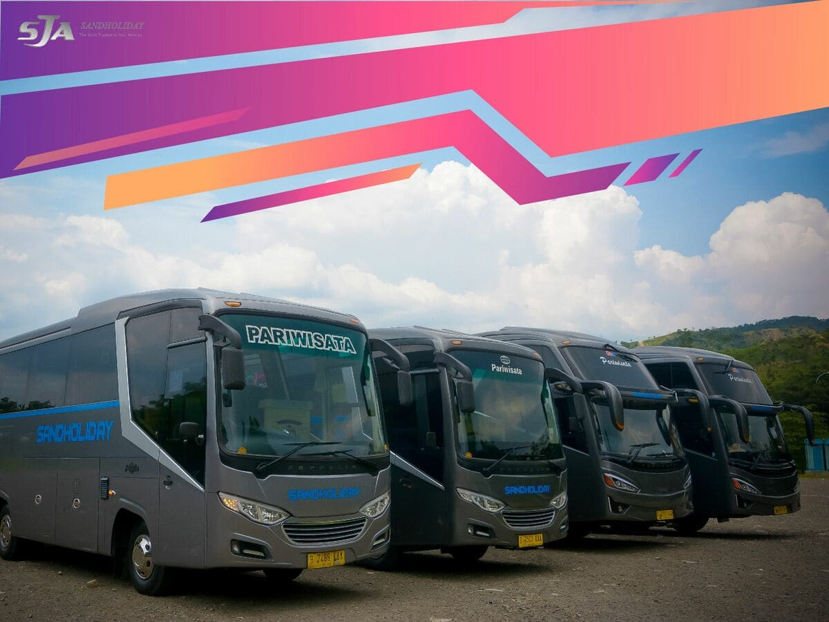 Informasi Sewa Bus Murah