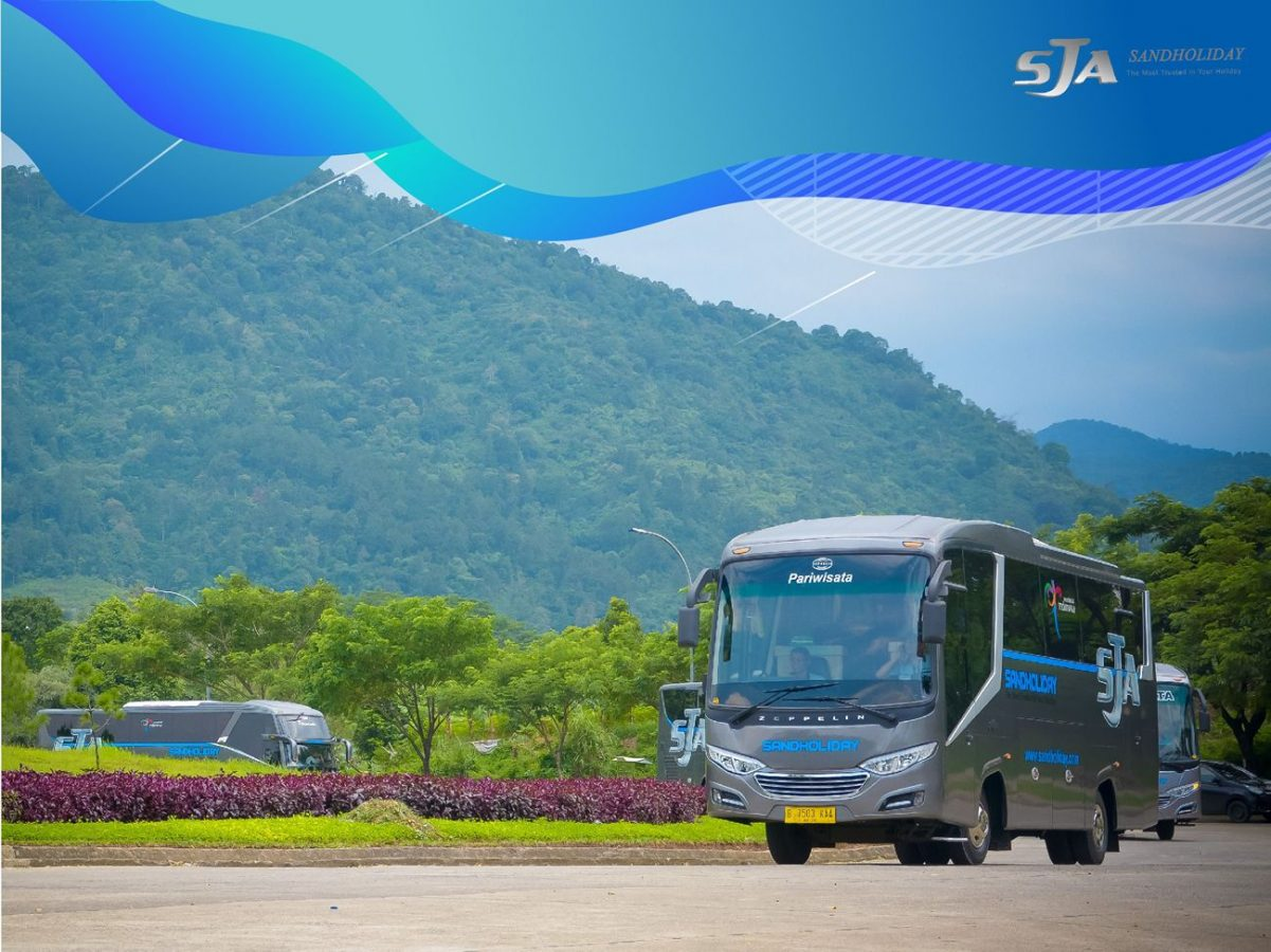 Sewa Bus Pariwisata Termurah Sandholiday