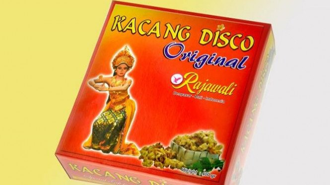 Kacang Disco Khas Bali