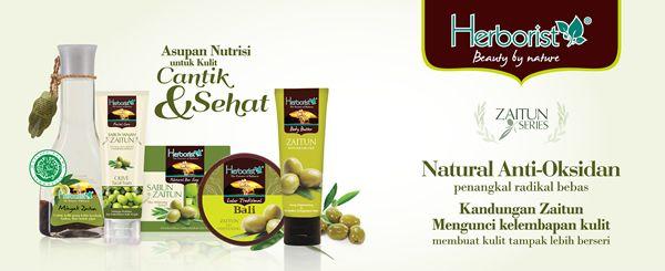 Produk Spa Bali Herborist