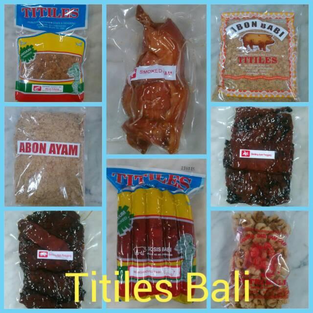Titiles Bali