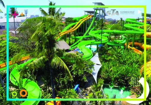 Waterbom Bali Sandholiday