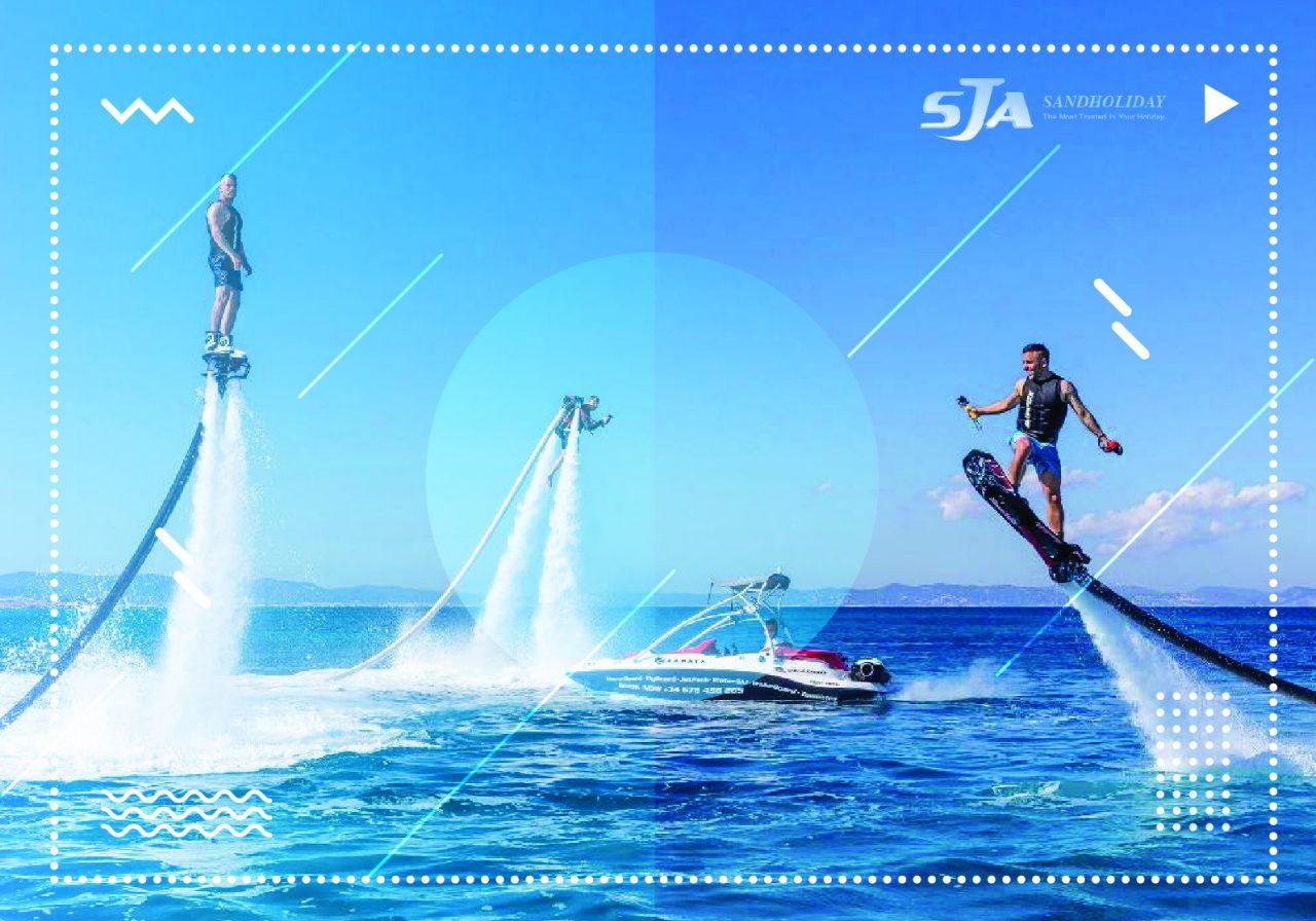 Watersport Tanjung Benoa Bali – Pilihan Aktivitas & Daftar Harga Terbaru Wahana Permainan 2020 - Sandholiday