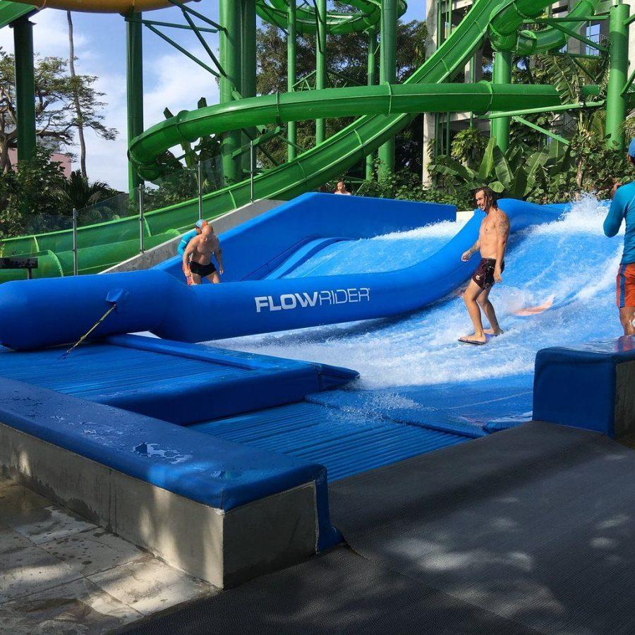 FlowRider Waterbom Bali