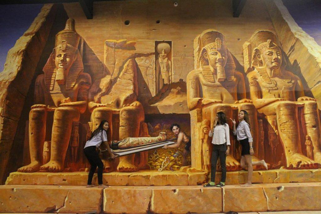 Magic Art 3D Museum - Sandholiday
