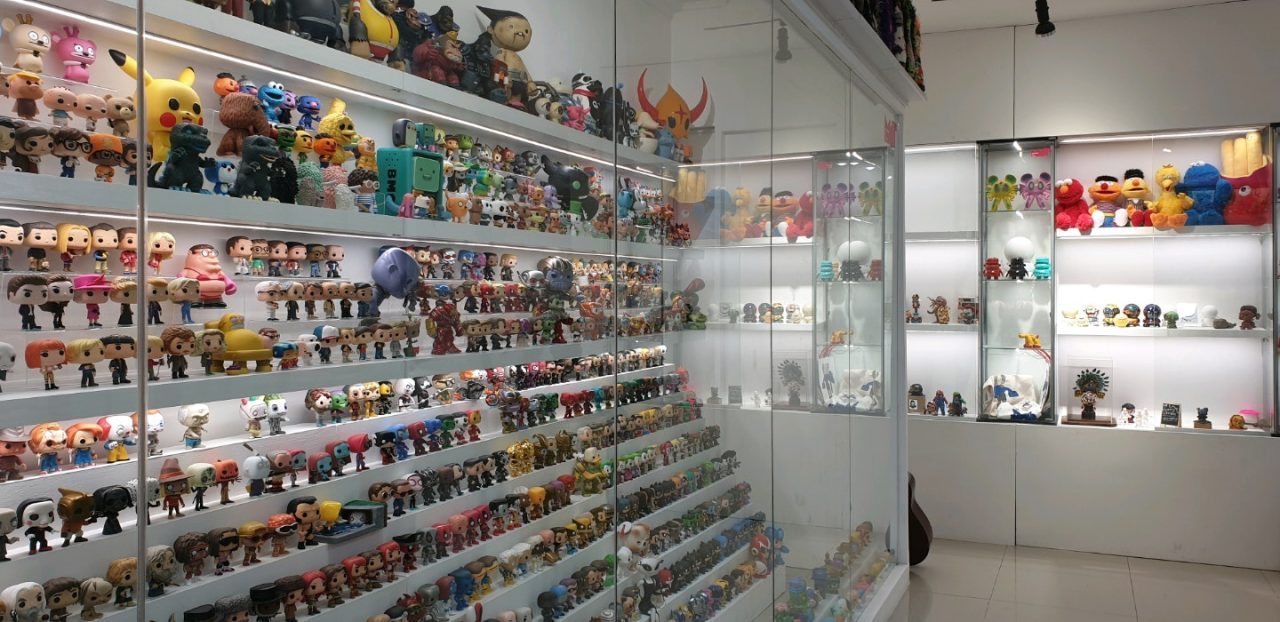 Museum of Toys – Green Lake City - Sandholiday