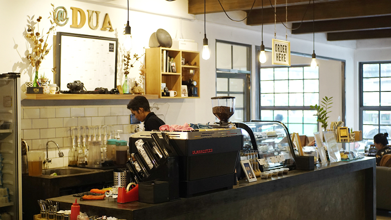 Dua Coffee-Sandholiday
