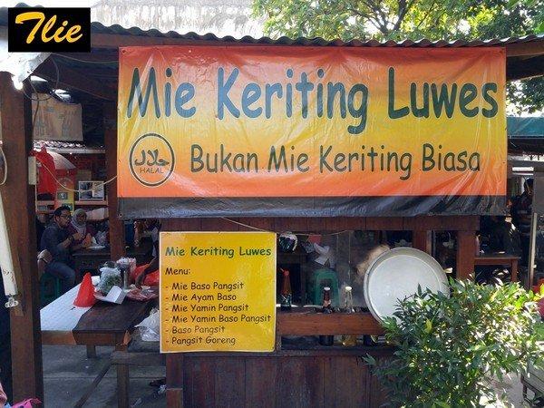 Mie Ayam Keriting Luwes - Sandholiday