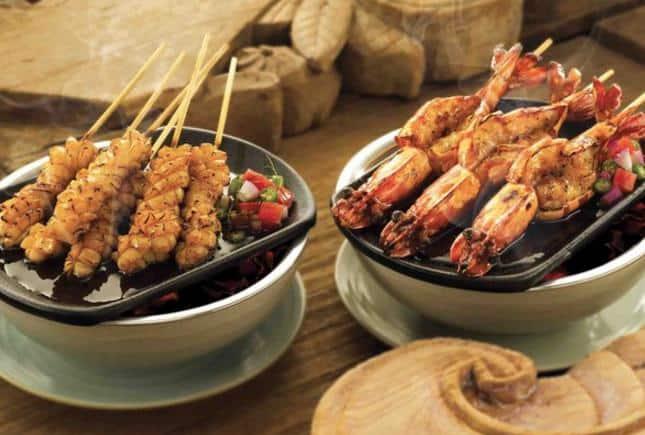 Sate & Seafood Senayan