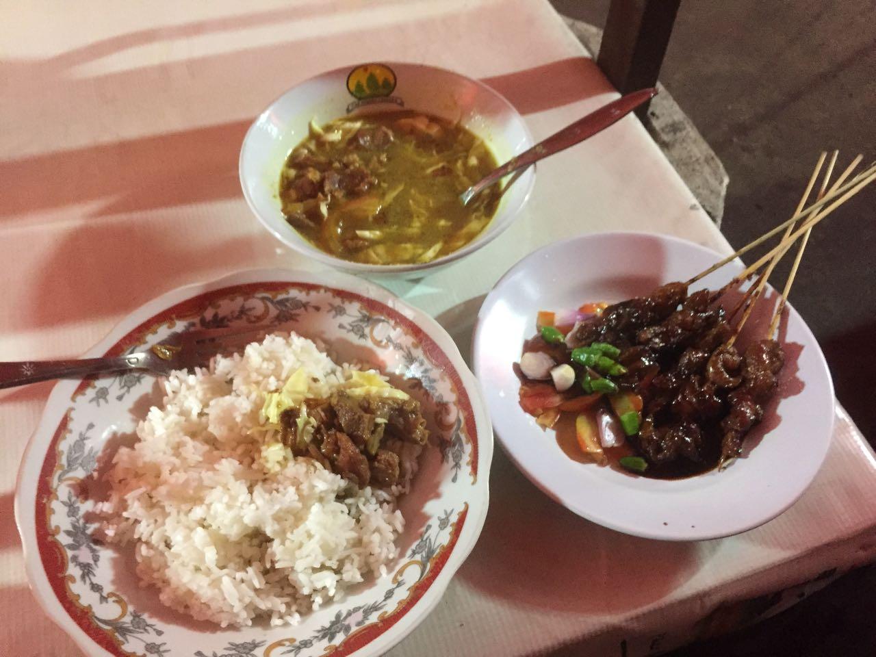 Tongseng & Sate Kambing BRI Cipete