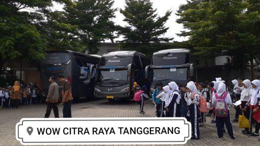 Sewa Bus Pariwisata Murah dari Sandholiday PO Bus Terbaik